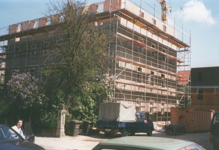 Bau Zille-Haus