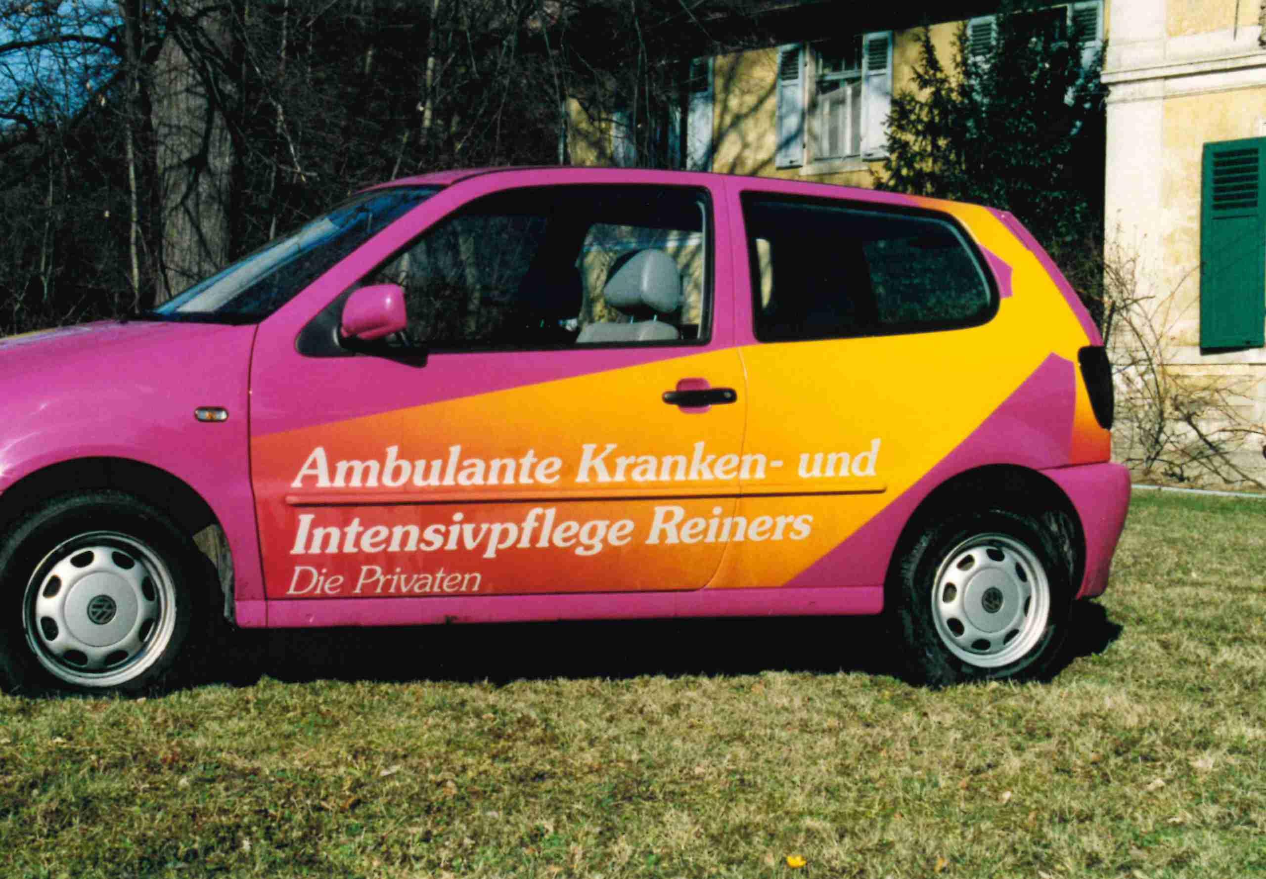 der erste Volkswagen Polo