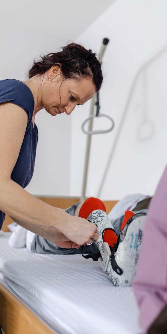 Behandlungspflege in der ambulanten Betreuung