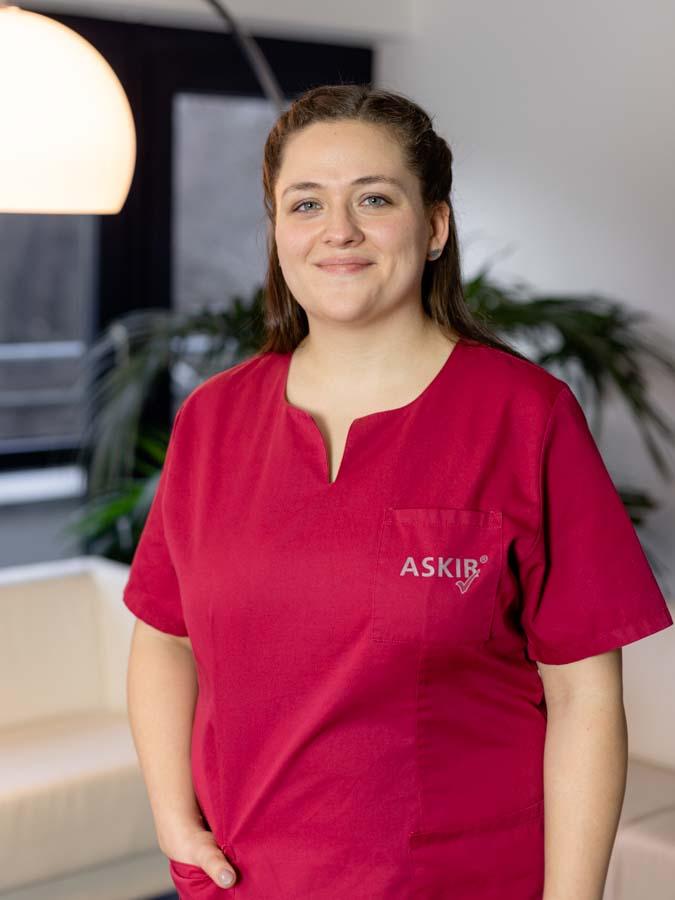 Ausbildungsmanagement, ASKIR — Pflegedienst Dresden