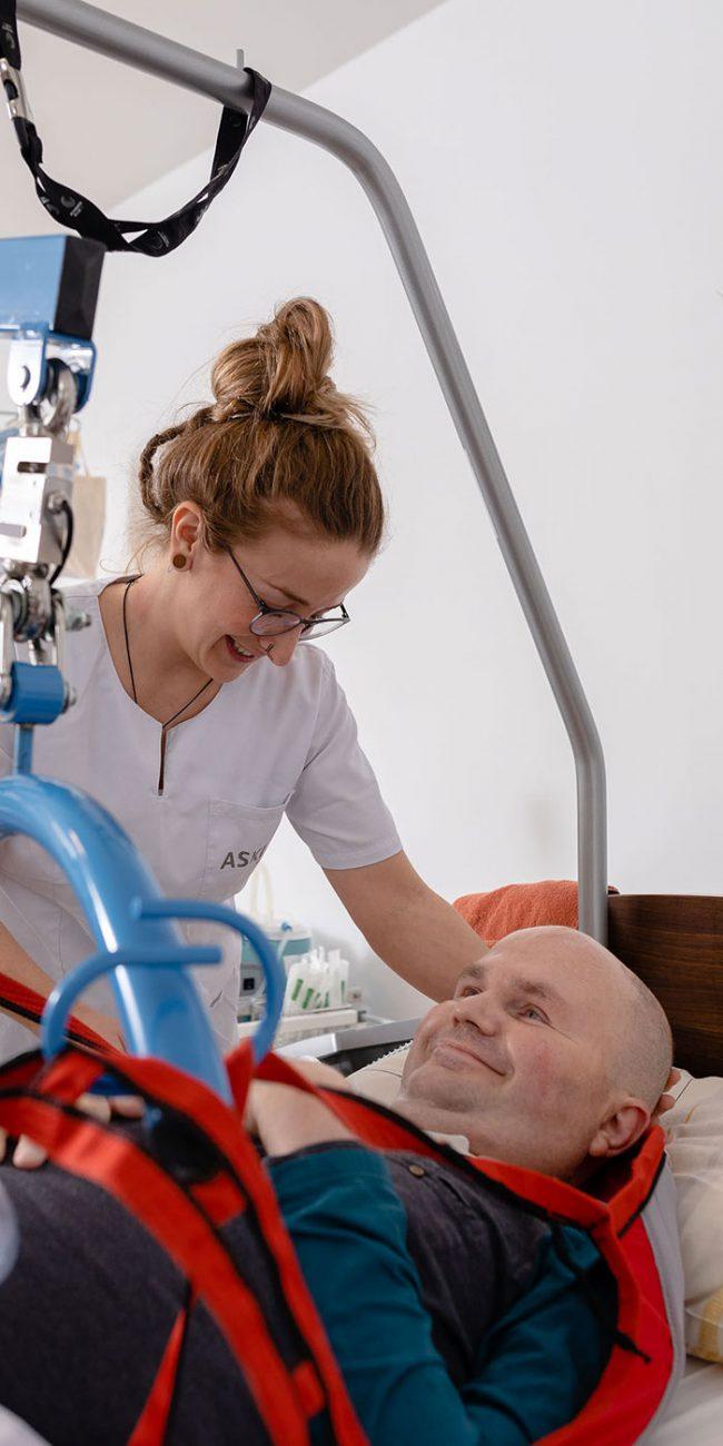 Pflege junger Menschen, ASKIR — Pflegedienst Dresden